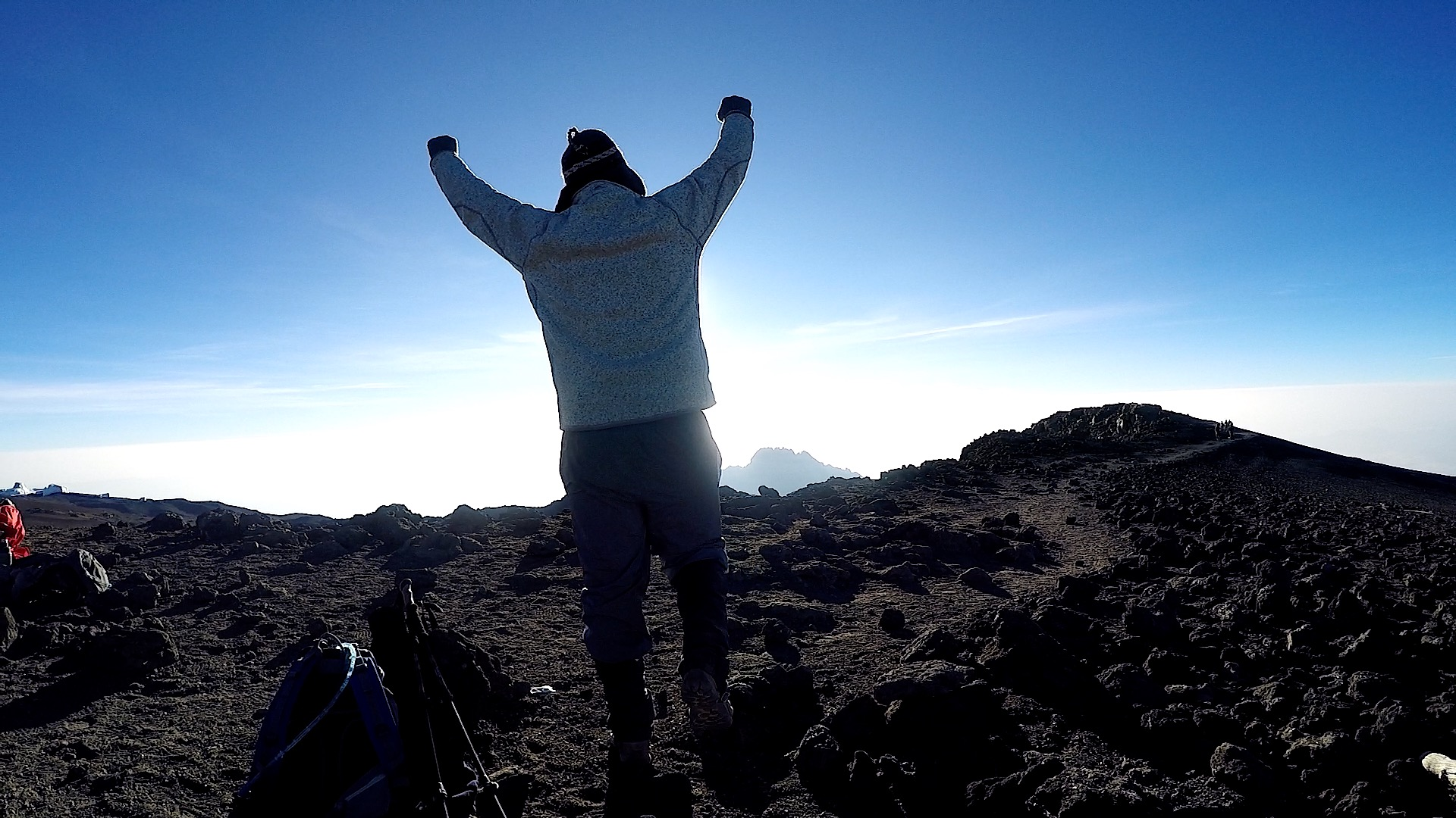 Top of the World – Kilimanjaro