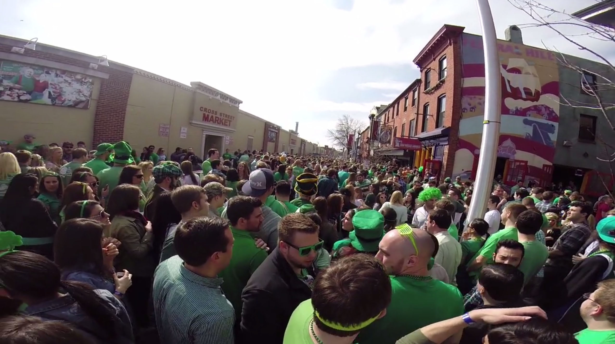 Federal Hill Irish Stroll