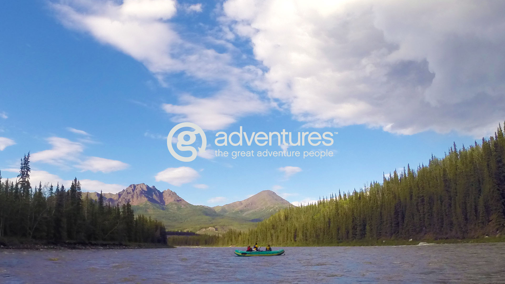 Highlights of Alaska – G Adventures